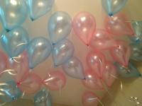 жемчужное ассорти доставка шаров, воздушные шары, шарики с гелием, воздушные шары, воздушные шары спб