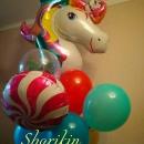 шар единорог доставка шаров, воздушные шары, шарики с гелием, воздушные шары, воздушные шары спб