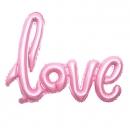 шар надпись «love» доставка шаров, воздушные шары, шарики с гелием, воздушные шары, воздушные шары спб