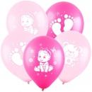 шар для малыша/малышки доставка шаров, воздушные шары, шарики с гелием, воздушные шары, воздушные шары спб