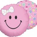 шар круг для девочки / мальчика доставка шаров, воздушные шары, шарики с гелием, воздушные шары, воздушные шары спб