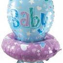 шар «соска» доставка шаров, воздушные шары, шарики с гелием, воздушные шары, воздушные шары спб