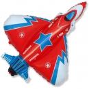 шар «военный истребитель» доставка шаров, воздушные шары, шарики с гелием, воздушные шары, воздушные шары спб