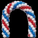 арка из шаров доставка шаров, воздушные шары, шарики с гелием, воздушные шары, воздушные шары спб