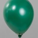 Стеклянный шар зеленый