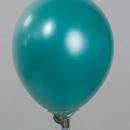 Стеклянный шар бирюзовый