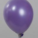 Стеклянный шар сиреневый