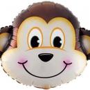 шар «животные» голова доставка шаров, воздушные шары, шарики с гелием, воздушные шары, воздушные шары спб