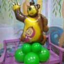 фигура фольгированная на подставке доставка шаров, воздушные шары, шарики с гелием, воздушные шары, воздушные шары спб