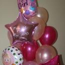 именная выписка 1 доставка шаров, воздушные шары, шарики с гелием, воздушные шары, воздушные шары спб