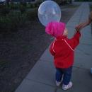 шар с шестиугольными конфетти воздушные шары, купить недорого