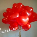сердечное признание доставка шаров, воздушные шары, шарики с гелием, воздушные шары, воздушные шары спб