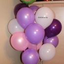 фонтан фиксики 1 доставка шаров, воздушные шары, шарики с гелием, воздушные шары, воздушные шары спб