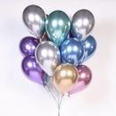 шар хром доставка шаров, воздушные шары, шарики с гелием, воздушные шары, воздушные шары спб