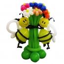 Букет с пчёлками