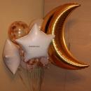 лунная соната доставка шаров, воздушные шары, шарики с гелием, воздушные шары, воздушные шары спб
