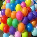 100 шаров ассорти доставка шаров, воздушные шары, шарики с гелием, воздушные шары, воздушные шары спб