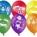 Воздушные шары для мальчика, ассорти
