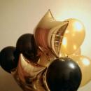 букет «золото» доставка шаров, воздушные шары, шарики с гелием, воздушные шары, воздушные шары спб