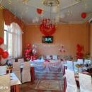 свадебный пакет мини 1 доставка шаров, воздушные шары, шарики с гелием, воздушные шары, воздушные шары спб